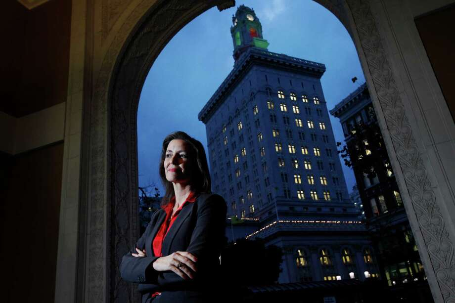 Libby Schaaf is ready to take over as Oakland mayor after working for city officials and serving on the City Council. Photo: Leah Millis / The Chronicle / ONLINE_YES