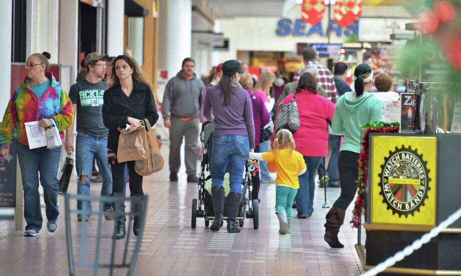 Planning to do some shopping this week? Click through the slideshow for Thanksgiving and Black Friday hours for Capital Region retailers and shopping malls. Photo: John Carl D'Annibale / 00029901A
