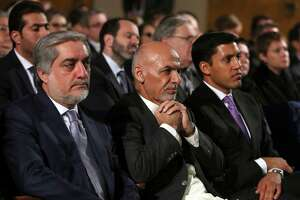 Afghan leaders struggle to form Cabinet - Photo
