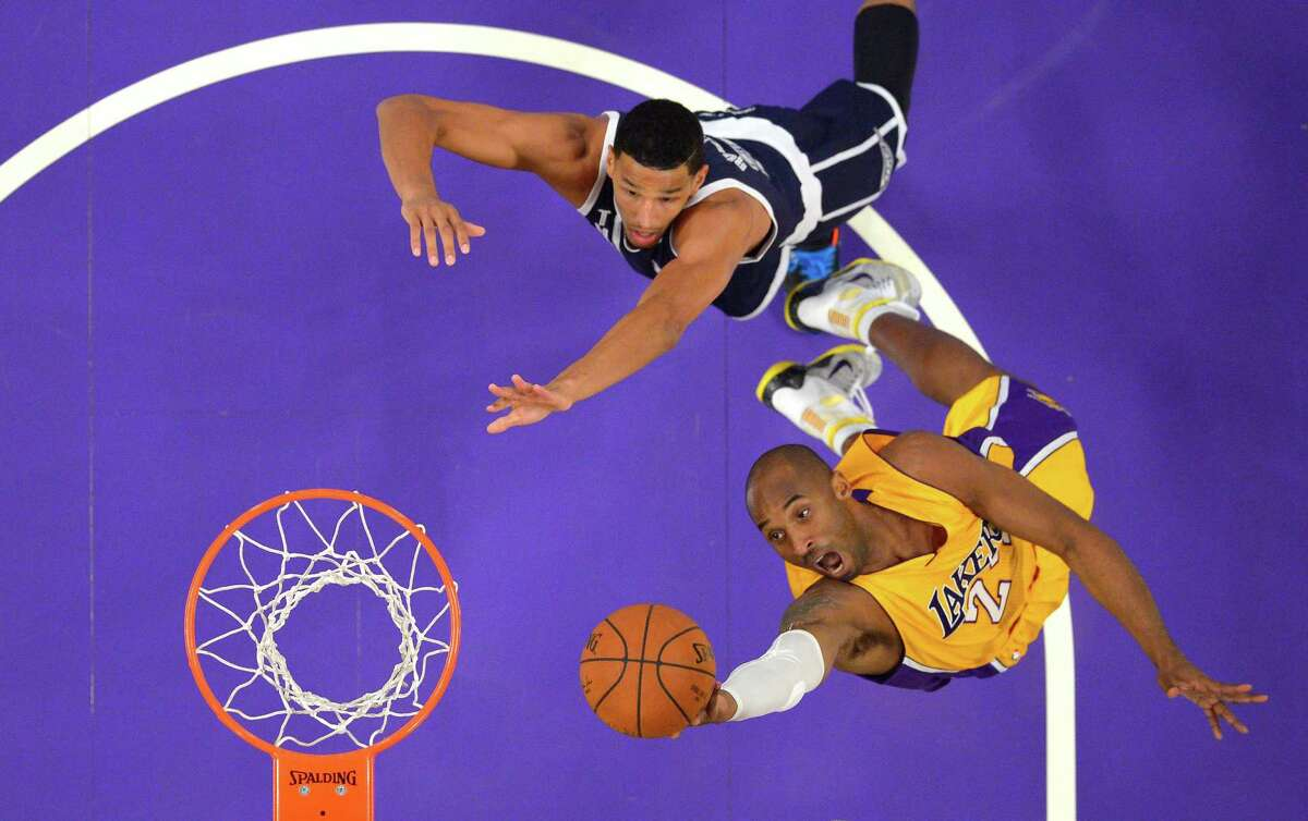 Kobe Bryant is a low-percentage shooter who just doesn't hit big shots like he once did.