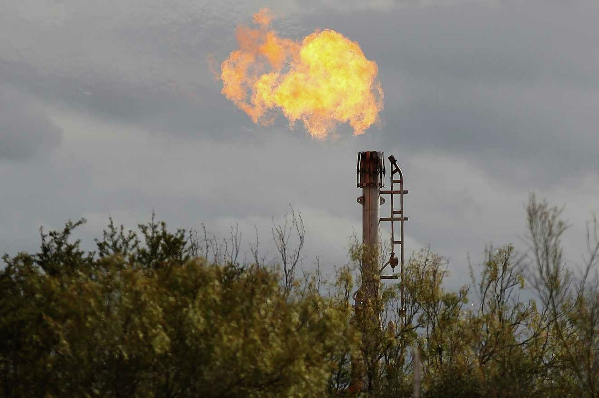 Environmental groups were geared to take on flaring before the slump dampened appetites for confrontations.