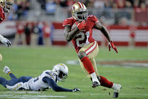 49ers game Sunday could be Frank Gore's finale with team - Photo