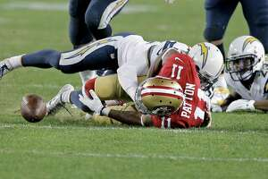 49ers beat: Injuries put Quinton Patton on the spot in overtime - Photo