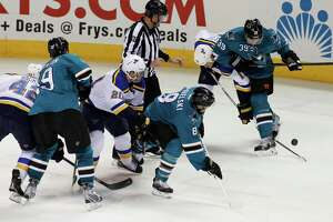 Burns' OT goal give Sharks 8-game win streak - Photo