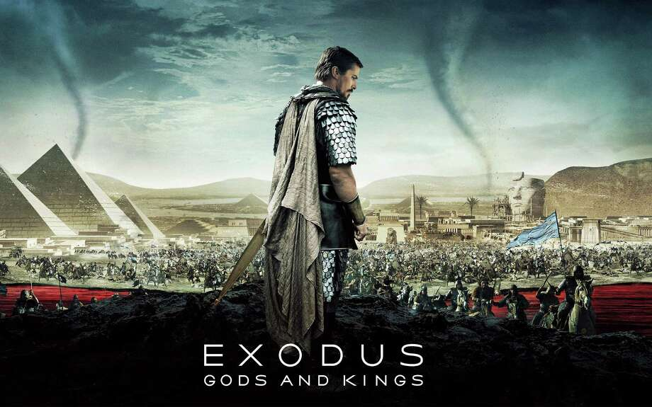 """Exodus: Gods and Kings"" is an epic re-telling of the Bible story, now playing in area theaters. Photo: Contributed Photo / Westport News"