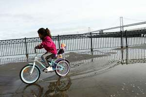 A couple days of no Bay Area rain: Here comes the sun - Photo