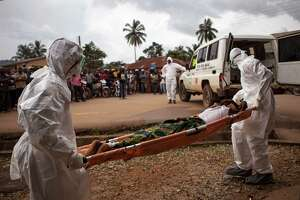Safe burial practices urged to stop Ebola in Sierra Leone - Photo