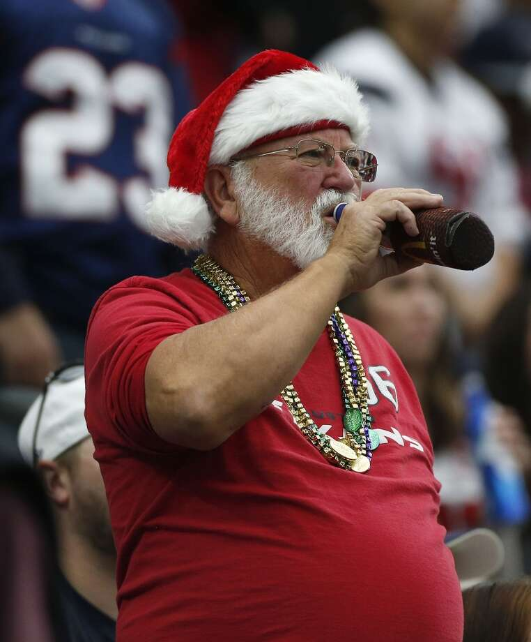 A beer company's new marketing campaign aimed at individual NFL markets comes with some dubious slogans for those teams' fans.Click through the gallery above to see the slogans for each team in the campaign. Photo: Karen Warren, Houston Chronicle