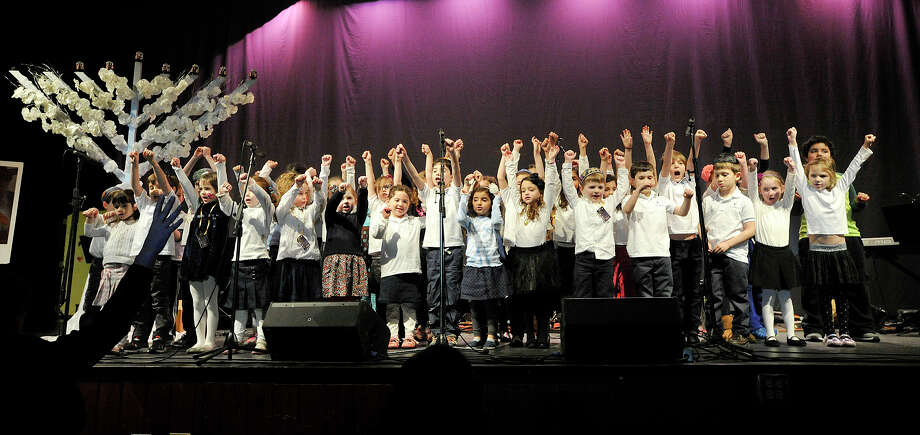 Chanukah Wonderland, StamfordSunday, December 10, 2017 at 3 p.m.Featuring children of our Local Jewish Community At Chabad of Stamford. Find out more.  Photo: Jason Rearick / Stamford Advocate