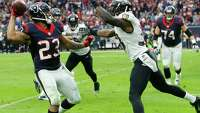 Texans top Ravens, keep slim playoff hopes alive - Photo
