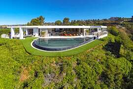 Selling for $70M, 1181 North Hillcrest is the most expensive sale in Beverly Hills.