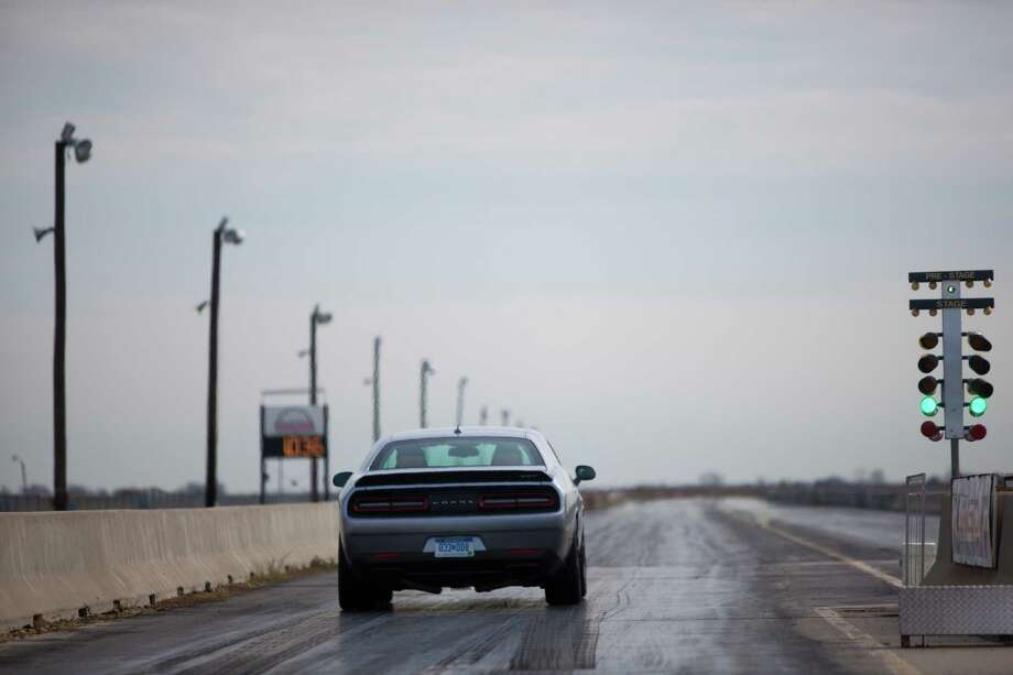 Dodge Challenger Hellcat Is A Formidable Machine Houston