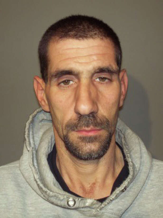 Sebastiano P. Sciaretta, 45, of Newfield Avenue, Stamford, Conn., is facing two charges each of third-degree burglary and sixth-degree larceny after police said he stole $1,000 worth of copper pipes from a New Canaan home in August, 2014. Photo: Contributed Photo, Contributed / New Canaan News Contributed