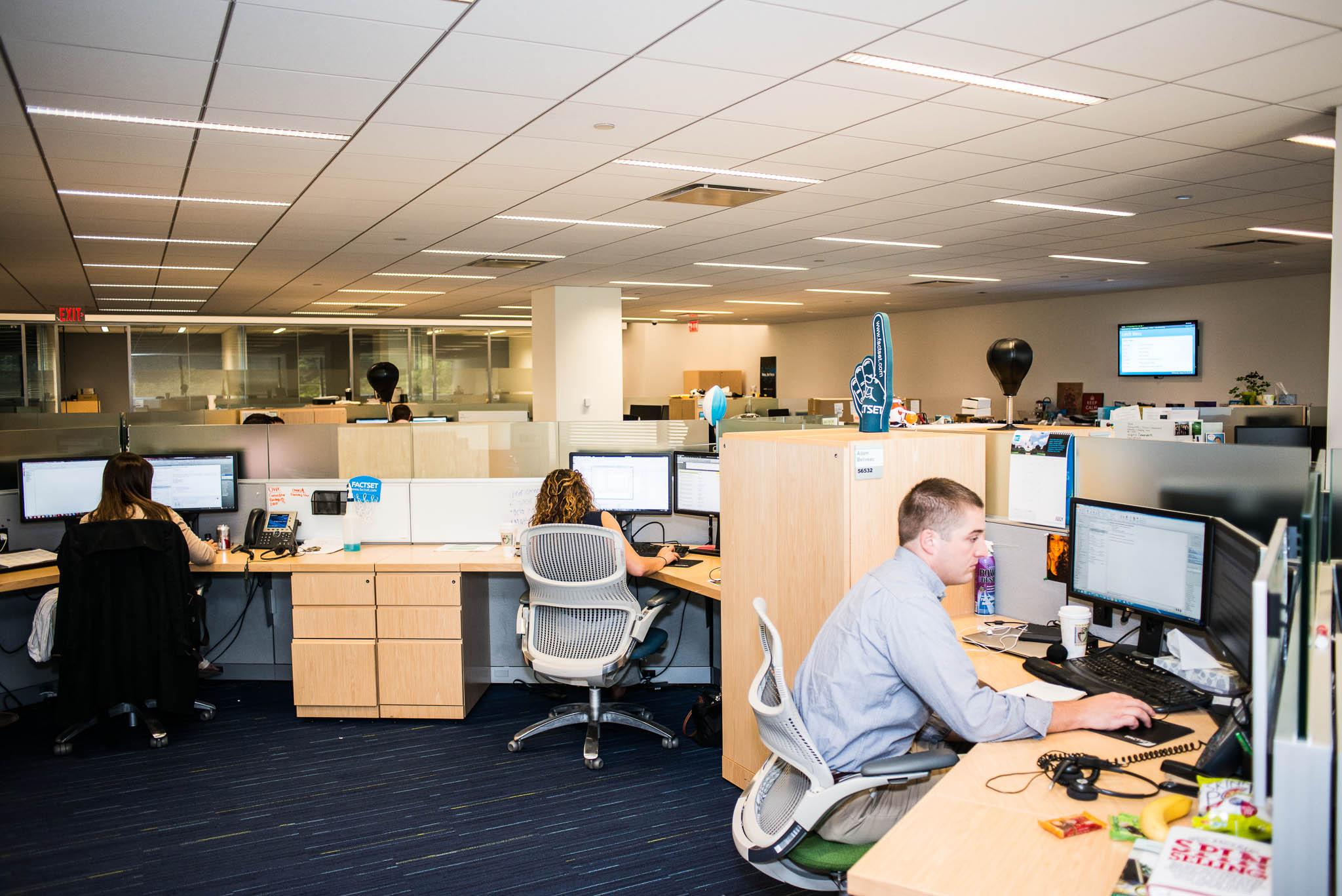 software company office. Software Company Office I