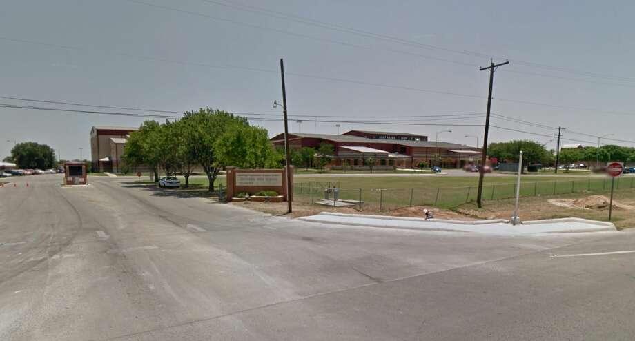 Southside High School, San Antonio Independent School District Photo: Fechter, Joshua I, Google Maps