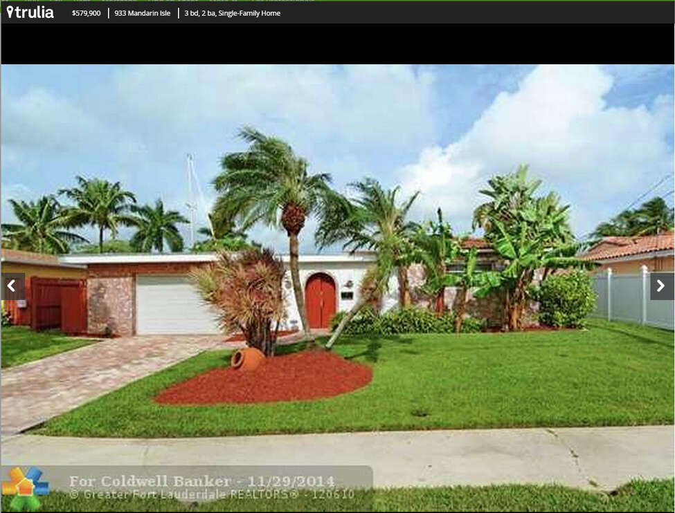10. Fort Lauderdale, FL