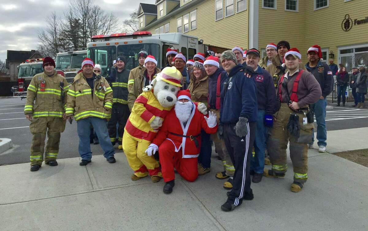 Danbury Volunteer Fire Departments toy driveDec. 21Drop-off location:Five Below, 15 Backus Ave., DanburyThe toys being collected for Family & Children's Aid are for children ages 0 to 18 years old. Find out more.