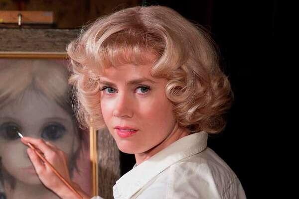 "Margaret Keane (Amy Adams) in ""Big Eyes."" (Leah Gallo/The Weinstein Company)"
