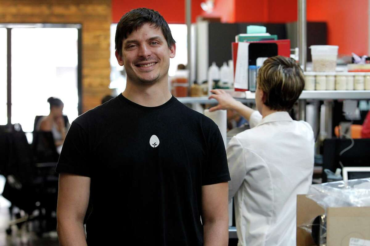 Josh Tetrick founded Hampton Creek Foods in 2011 to concoct plant substitutes for egg products. Hampton Creek now has two products on the market: Just Mayo and Just Cookies.