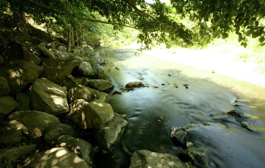 The Santa Rosa Creek as seen July 2, 2010, in Santa Rosa. Photo: Jasna Hodzic / The Chronicle / SFC