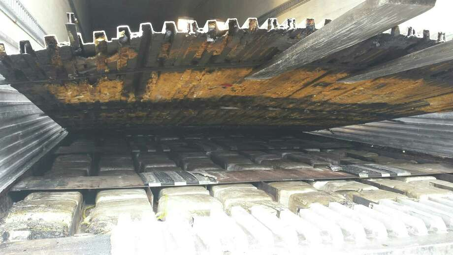 El Paso police seized more than $2 million worth of marijuana during a traffic stop last week, according to a news release from the El Paso Police Department.