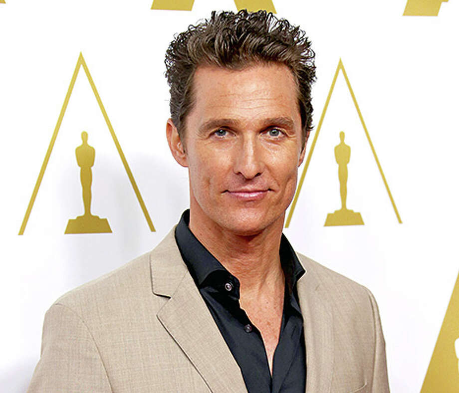"""Alright, alright, alright""Thanks to Texas icon Matthew McConaughey people in Houston (and Texas) can't use the word ""alright"" without repeating it two more times.  / 2014 Dan MacMedan"