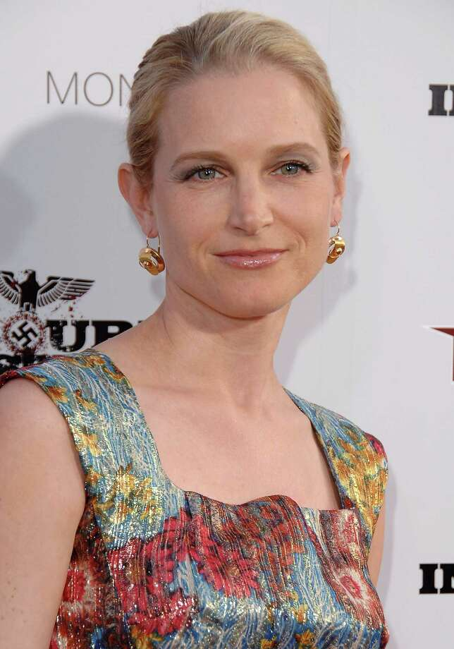 """Bridget FondaNow she has been out of the """"biz"""" for a while, her last credit being in """"Snow Queen"""" in 2002. In the interim she suffered a serious car crash that caused a fracture in her vertebra, and she married composer Danny Elfman. Photo: Jon Kopaloff, Getty Images / 2009 Jon Kopaloff"""
