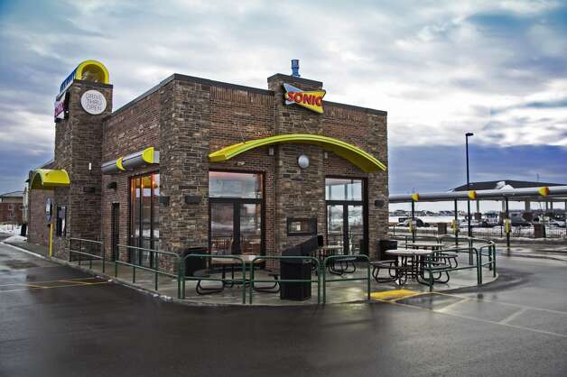 The new Sonic Drive-In being built on Route 7 in Latham is set to open in June. Read more.