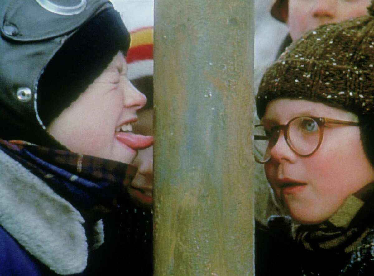 """""""A Christmas Story"""" on a loop The film """"A Christmas Story"""" took a few years to reach icon status but once it did it became a pop-culture mainstay. Blame our nation's love of guns, children cursing, and electric sex gleaming in the window. The film has been shown in a 24-hour block on TBS (first on TNT) starting on the night of Christmas Eve since 1997 and is now the only holiday movie that your family can agree on, besides """"Die Hard"""" of course."""