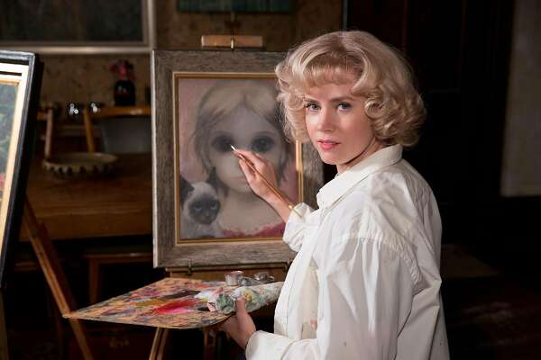 """In this image released by The Weinstein Company, Amy Adams appears in a scene from """"Big Eyes."""" (AP Photo/The Weinstein Company, Leah Gallo)"""