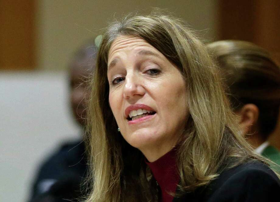 """Health and Human Services Secretary Sylvia Burwell says the second sign-up season under President Obama's health care law is off to """"an encouraging start."""" Photo: Alan Diaz / Associated Press / AP"""