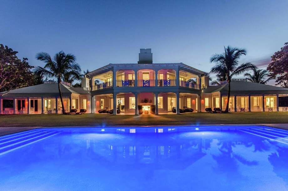 Celine Dion's Jupiter, Florida mansion Photo: Top Ten Real Estate Deals
