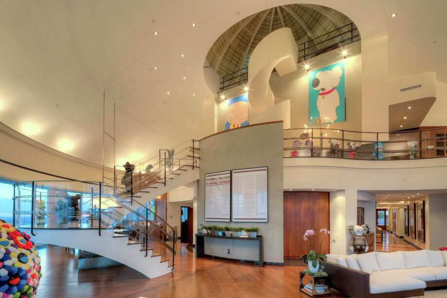 Pharrell Williams' Miami penthouse Photo: Top Ten Real Estate Deals