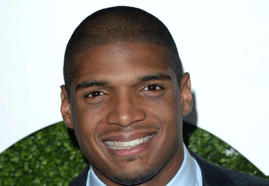 LOS ANGELES, CA - DECEMBER 04:  Football player Michael Sam attends the 2014 GQ Men Of The Year party at Chateau Marmont on December 4, 2014 in Los Angeles, California.  (Photo by Jason Merritt/Getty Images for GQ) Photo: Jason Merritt / Getty Images For GQ / 2014 Getty Images