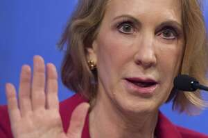 Carly Fiorina, the deadbeat presidential candidate - Photo