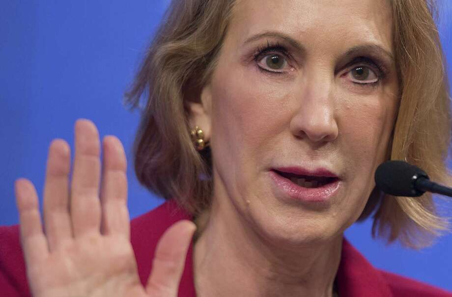Former Hewlett-Packard CEO Carly Fiorina still owes nearly $500,000 to creditors from her failed 2010 Senate campaign to unseat Barbara Boxer. , Photo: SAUL LOEB / AFP/Getty Images / AFP