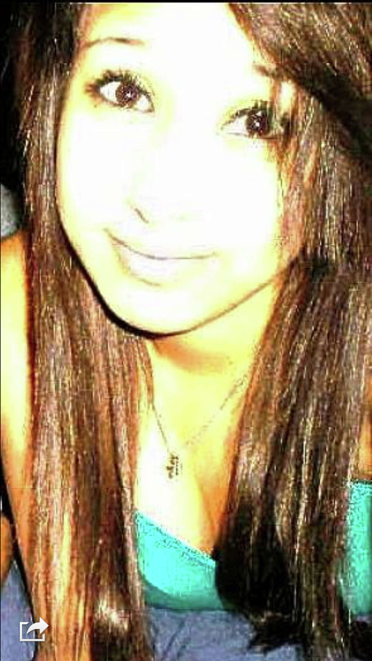 Natalie Chavez, 15, seen in an undated courtesy photo provided by her family Dec. 23, 2014, was found dead Dec. 18 under a west side bridge.