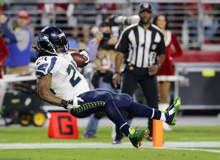 RB - Marshawn LynchSeattle Seahawks