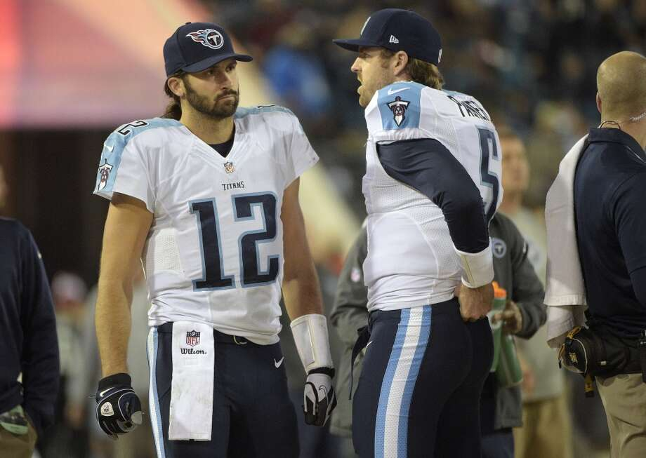 #32. Tennessee Titans (2-13)  Last week: #32 The Titans have a nine-game losing streak, their longest since 1994 when the Oilers went 2-14. If they lose to Indianapolis, they'll get the first or second pick in the draft. Photo: Phelan M. Ebenhack, Associated Press