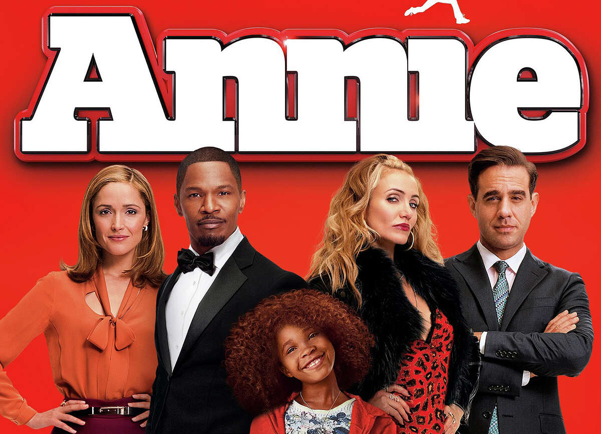 """""""Annie"""" is a new movie version of the musical based on the cartoon strip, which had its debut on a Connecticut stage in 1976."""