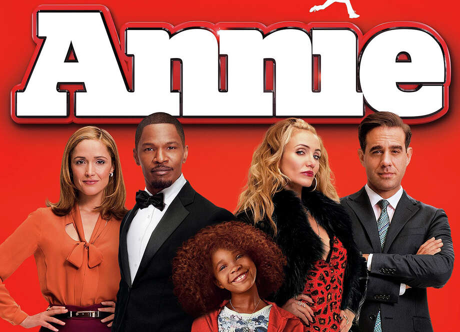 """Annie"" is a new movie version of the musical based on the cartoon strip, which had its debut on a Connecticut stage in 1976. Photo: Contributed Photo / Westport News"