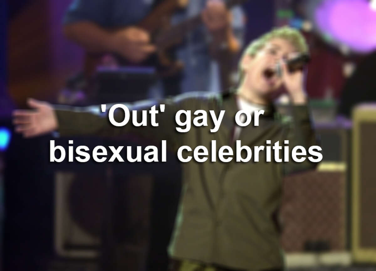 These stars are openly out of the closet. See other celebrities who are out and proud.