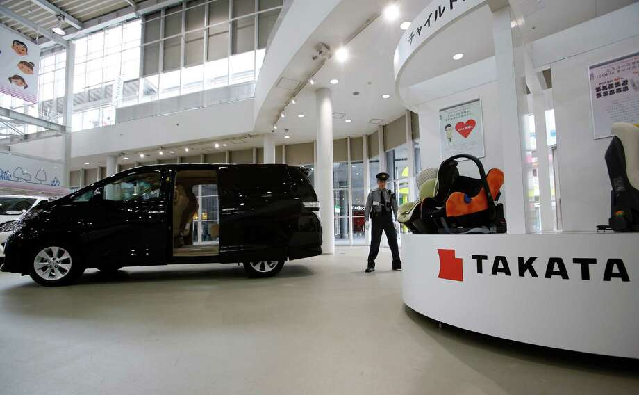 "Takata Corp. has reiterated an apology to those affected by the faulty air bags, saying it ""takes seriously"" the trouble it caused to customers and families. Photo: Shizuo Kambayashi / Associated Press / AP"