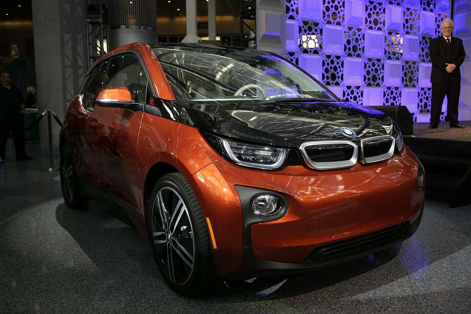 1. BMW i3: 137/111 e-mpg city/highway; with range extender: 117 e-mpg/39 mpg combined city/highway. Photo: Jae C. Hong, Associated Press