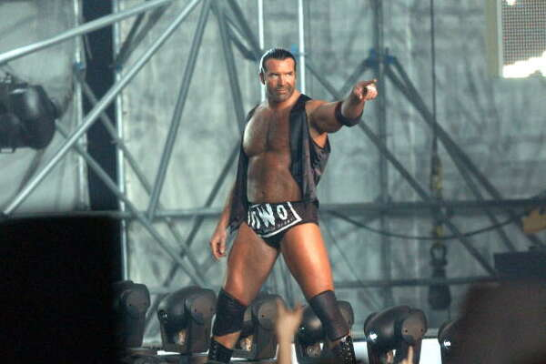 Scott Hall was charged with resisting arrest in 2011.