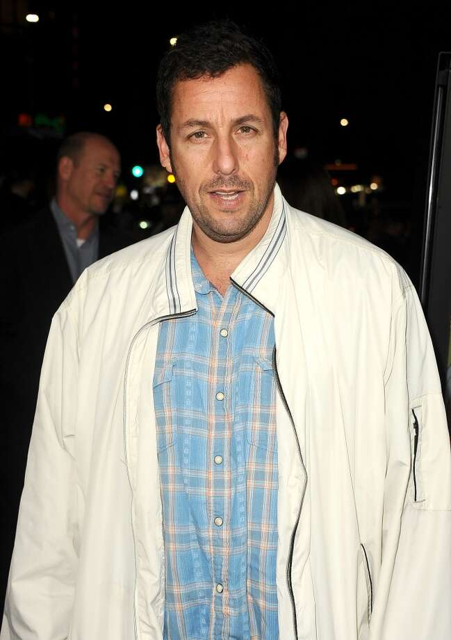 No. 1 most overpaid actor of 2014: Adam Sandler brings in $3.20 for every dollar he is paid. Photo: Jason LaVeris, FilmMagic
