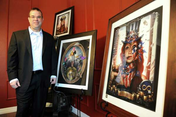Mixing bitcoin and art creates a business - HoustonChronicle com
