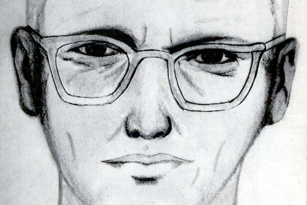 """Police sketch of the man suspected of being the """"Zodiak Killer,"""" 1969."""