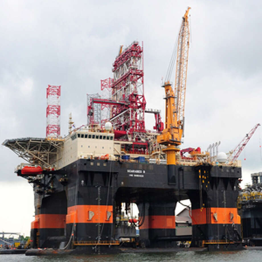 Companies exploring for oil in Cuban waters drilled with the semisubmersible Scarabeo 9, owned by Italyís Saipem and made in China, because other rigs contained more than 10 percent American-made components, the maximum permitted under the U.S. trade embargo against Cuba. Photo: Courtesy Saipem