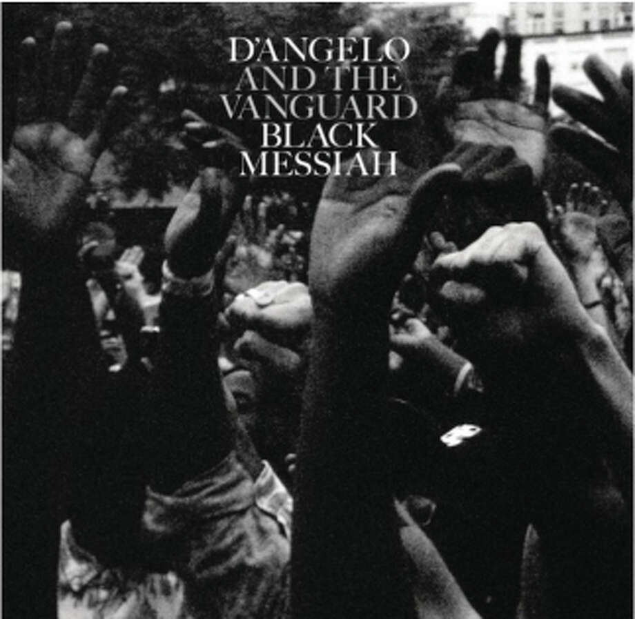 """D'Angelo and The Vanguard, """"Black Messiah."""" Photo: RCA / ONLINE_YES"""